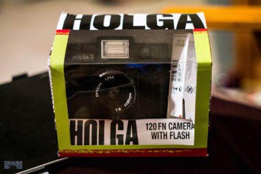 Speaking of cheap fun. $59 plastic fantastic medium format film camera.