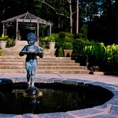 Statue and Gazebo 2