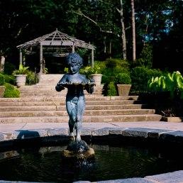 Statue and Gazebo 1