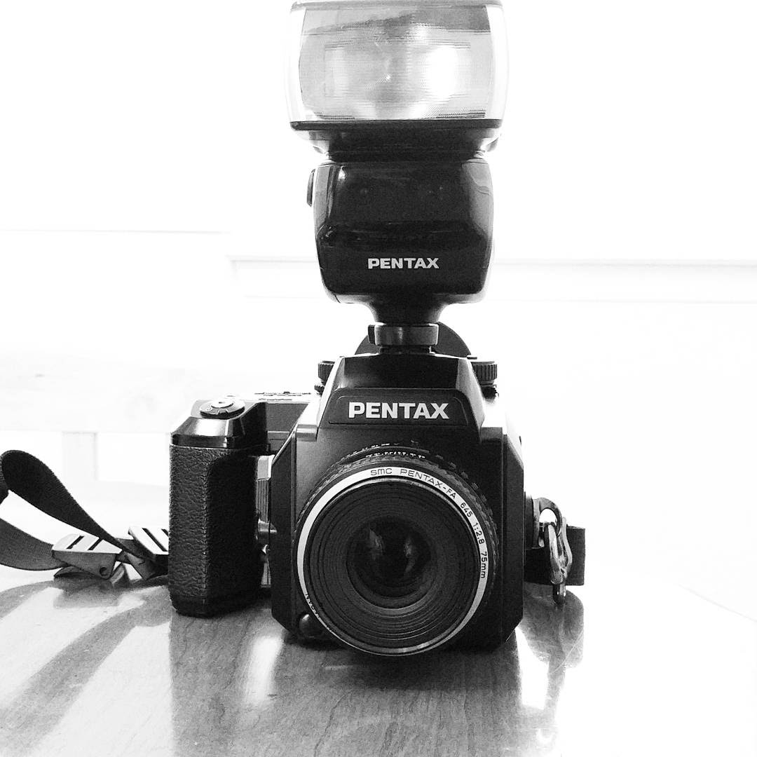 This Old Camera: Pentax 645N  A Practical Impractical Camera