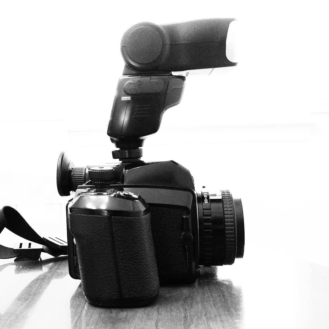 This Old Camera: Medium Format Corner – Pentax 645 – Eric L