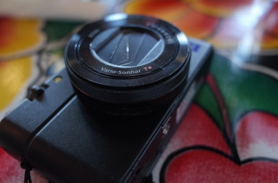 Ricoh GR in Macro mode